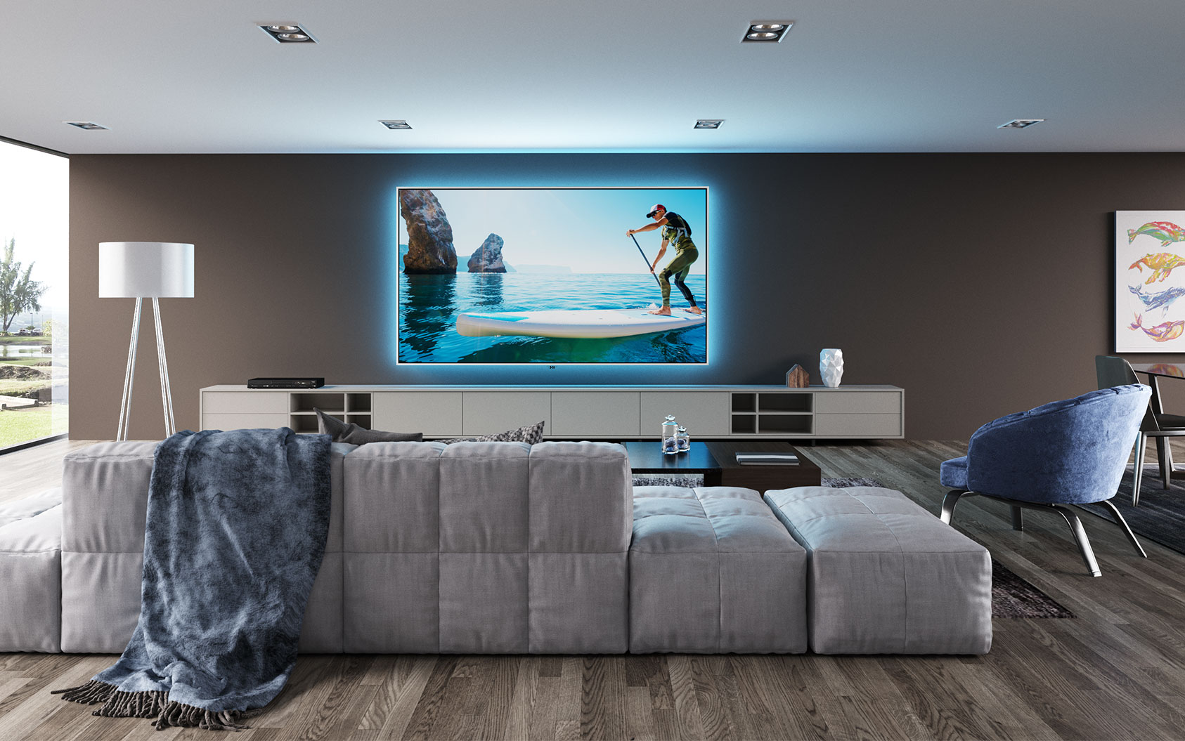 Projection Screens - What you need to know to make sure your projector is looking crystal clear!