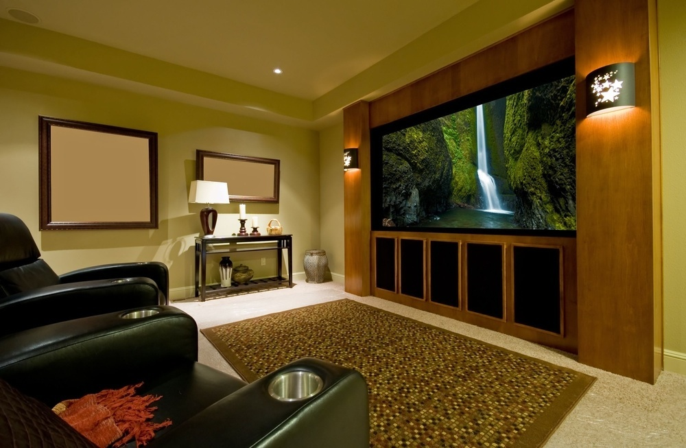 4 Things You Need To Know Before You Install a Custom Home Theater